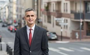 Bertrand Soubelet a passé 35 ans dans la gendarmerie. Il se présente aux élections législatives dans les Hauts-de-Seine