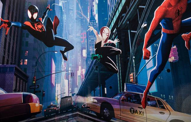 «Spider-Man: New Generation» se dévoile dans un extrait inédit