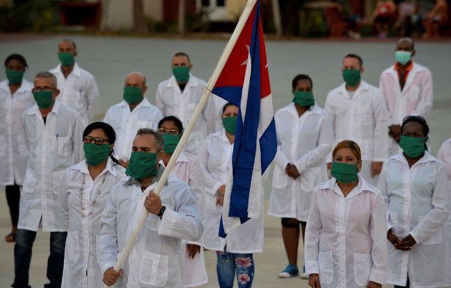 Coronavirus: Après l'Italie, Andorre accueille 39 médecins cubains