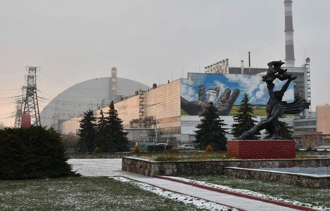 648x415 voici le sarcophage entourant la zone de protection autour de la centrale nucleaire de tchernobyl