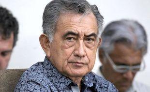 Oscar Temaru.