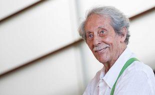 Jean Rochefort sera le président du jury du festival du film britannique de Dinard cette année.
