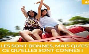 Bizarre la campagne de communication du futur site ecovoiturage.fr... Les internautes n'apprécient guère.