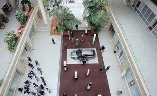 """Le suicide d'un salarié de Renault en février 2007 a été reconnu comme étant dû à une """"faute inexcusable"""" du constructeur automobile, dans une décision rendue jeudi par le tribunal des affaires de sécurité sociale (Tass) de Versailles."""