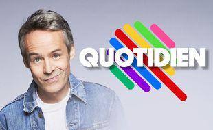 «Quotidien» et Yann Barthès ont réalisé une belle rentrée lundi sur TMC.