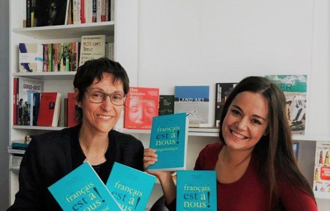 Laélia Véron et Maria Candéa, les deux autrices du livre