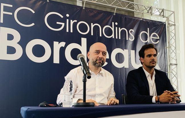Gérard Lopez et Admar Lopes sont les deux nouveaux dirigeants majeurs des Girondins depuis cet été.