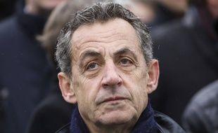 Nicolas Sarkozy a été président de la République de 2007 à 2012. (archives)