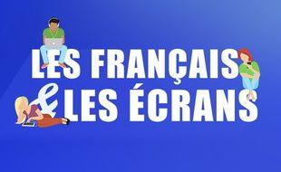 Les Français et les écrans : les chiffres clés