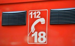 Un véhicule de pompiers. Illustration.