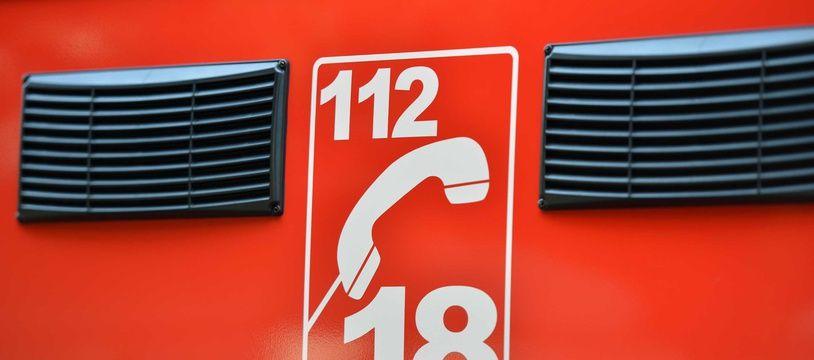 Une dizaine de pompiers sont intervenus sur les lieux du drame. (Photo d'illustration).