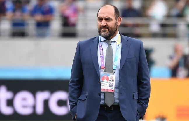 Coupe du monde de rugby: «Ils nous sifflent comme un petit pays», Ledesma remonté contre l'arbitrage