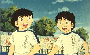 «Olive et Tom» est une série animée culte sur le football.
