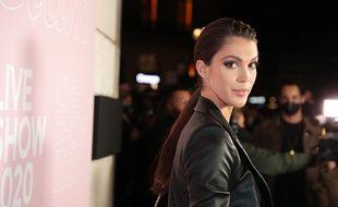 L'ancienne Miss France Iris Mittenaere.