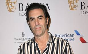 L'acteur et cinéaste Sacha Baron Cohen