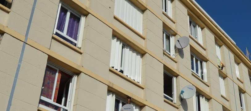 Une résidence de logements sociaux, dans le quartier du Petit Bard, à Montpellier (illustration)