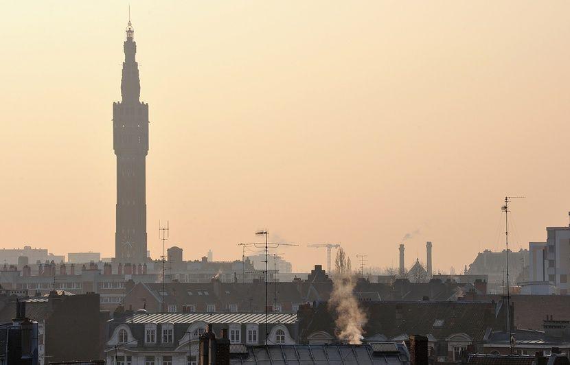 Hauts-de-France: La pollution de l'air dépasse son seuil d'alerte pour le troisième jour d'affilée dans le Nord et le Pas-de-Calais