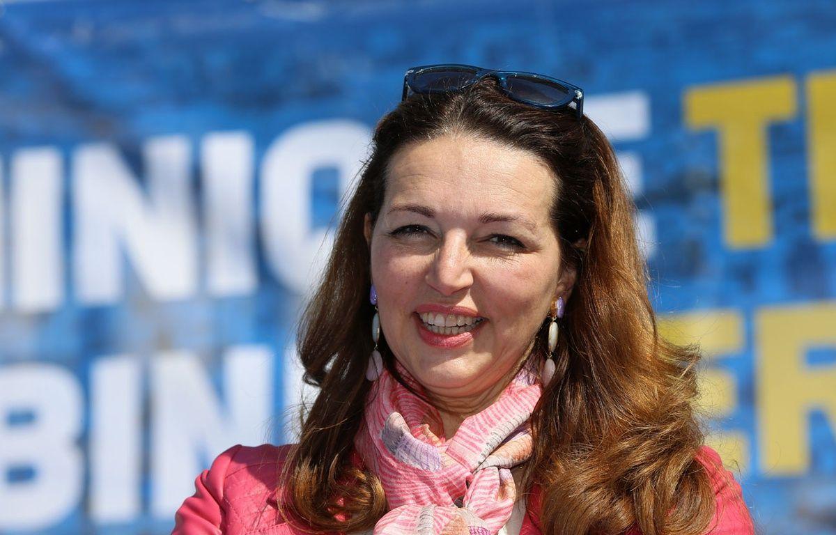 La députée UMP Valérie Boyer, le 15 mars 2014. – Alain ROBERT/Apercu/SIPA