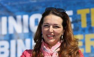 La députée UMP Valérie Boyer, le 15 mars 2014.
