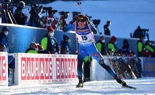QFM remporte le sprint de Nove Mesto comptant pour la Coupe du monde de bibi.
