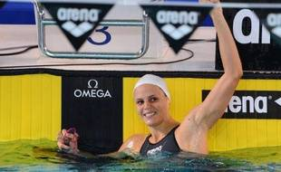 Laure Manaudou, première championne olympique féminine de la natation française, mettra fin au suspense sur la suite de sa carrière, mercredi au Grand Journal de Canal Plus, après des mois de spéculations sur sa probable retraite définitive des bassins à 26 ans.