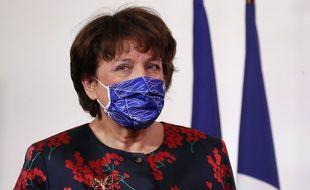 La ministre de la Culture, Roselyne Bachelot, à Paris le 11 février 2021.