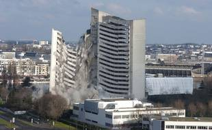 Le Tripode a été démoli en 2005