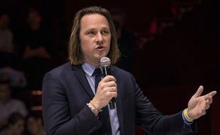Geoffroy Lejeune, directeur de Valeurs actuelles, dénonce la campagne de Sleeping Giants.