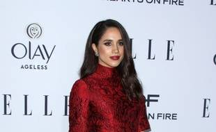 L'actrice Meghan Markle