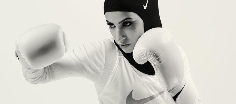 La marque Nike lance le premier «hijab de sport»