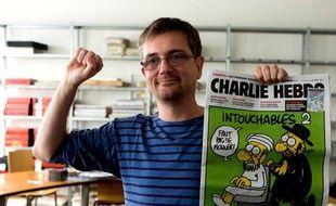 Le dessinateur Charb est décédé