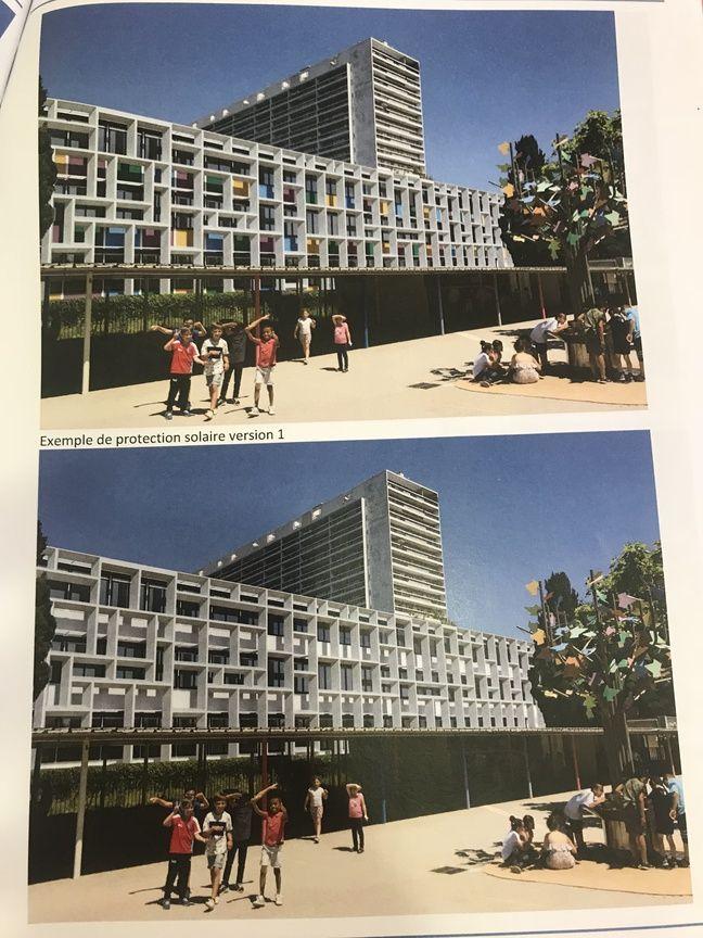 Un exemple de réhabilitation lourde pour les écoles de Marseille.