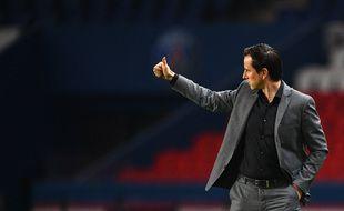 Le coach du Stade Rennais Julien Stéphan défiera Krasnodar en Ligue des champions ce mercredi.