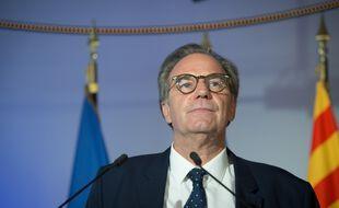 Renaud Muselier est candidat à sa succession à la tête de la région Paca