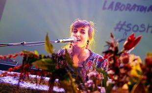 Juliette Armanet fait partie des cinq finalistes des Inrocks Lab.