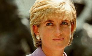 Photo de Lady Diana prise le 17 juin 1997.