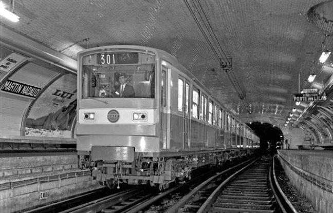 Martin Nadaud est une des stations fantômes du métro parisien