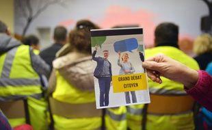 L'idée du grand débat national n'est pas accueillie avec enthousiasme par les maires de Gironde.//ALLILIMOURAD_1304.0451/Credit:ALLILI MOURAD/SIPA/1901151200
