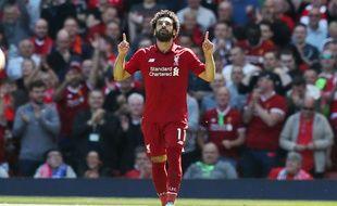 Salah fait péter les compteurs en Premier League cette saison.