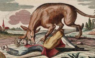 La bête du Gévaudan a tué entre 88 et 124 personnes selon les sources.