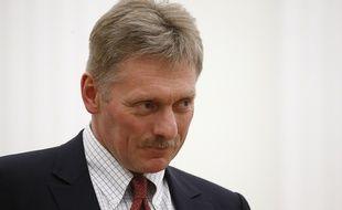Le porte-parole du président russe Vladimir Poutine, Dmitri Peskov, a qualifié de