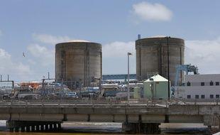 Une centrale nucléaire américaine basée en Floride, le 18 mai 2017. Illustration.
