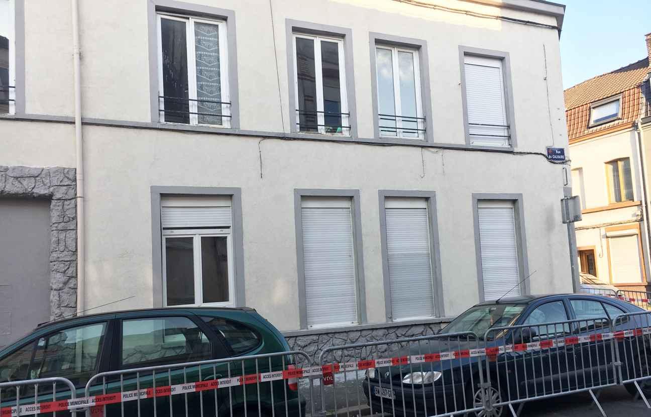 Lille quatre appartements vacu s par crainte d 39 un for 82 rue brule maison lille