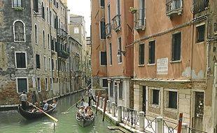 On peut être à Venise en deux heures de vol, via un low-cost.