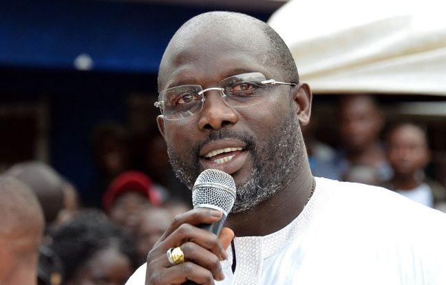 Liberia: George Weah, largement élu sénateur du Liberia