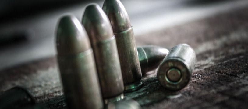 Des cartouches de fusil (illustration).