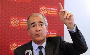 """Président PS du Conseil régional de Languedoc-Roussillon et sénateur des Pyrénées-Orientales, Christian Bourquin a déclaré pour tout patrimoine un """"ânecatalan de 8 mois"""" sur son blog."""
