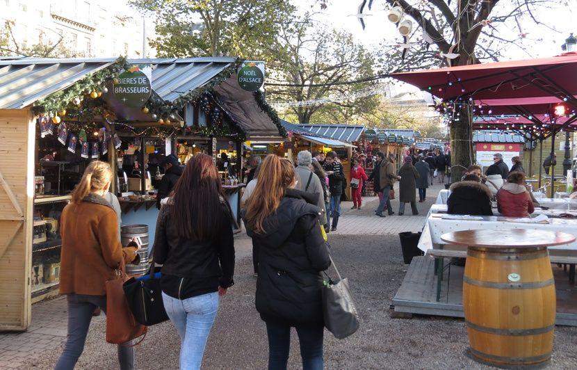 festivités noel bordeaux 2018 Bordeaux: Illuminations et marché de Noël, mais pas de patinoire  festivités noel bordeaux 2018