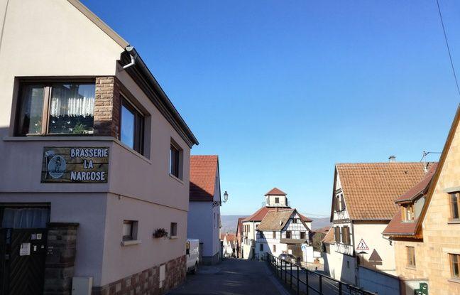 La brasserie artisanale La Narcose est situé au cœur du petit village de Scharrachbergheim (Bas-Rhin).