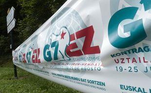 Le contre-sommet du G7 va se dérouler sur les communes d'Urrugne, d'Hendaye et Irun.